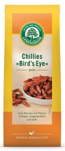 PAPRYKA CHILI - BIRDS EYE BIO 20 g - LEBENSBAUM