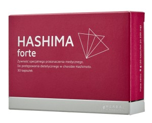 HASHIMA FORTE 30 KAPSUŁEK - HERBAL PHARMACEUTICALS