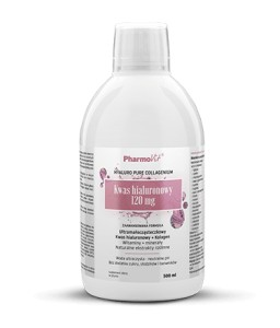 KWAS HIALURONOWY 120 MG 500 ML - PHARMOVIT