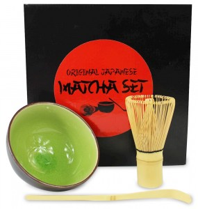 ZESTAW DO PARZENIA HERBATY MATCHA - MATCHA MAGIC